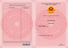 Trình tự, Thủ tục và Hồ sơ cấp sổ đỏ ở Hà Nội