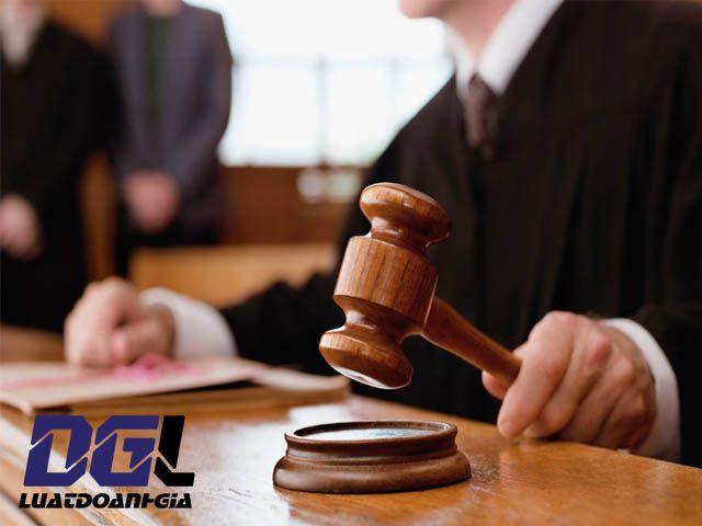 Tòa án xử tội cố ý gây thương tích