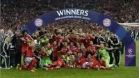 Robben đóng vai người hùng đưa Bayern lên đỉnh cao châu Âu