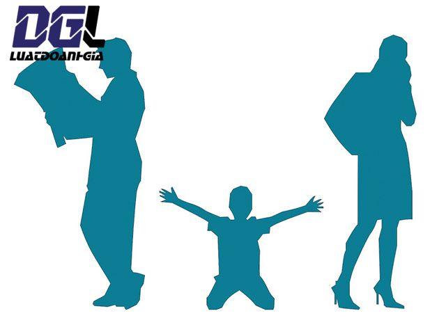 Quyền nuôi con khi ly hôn - Luật Doanh Gia