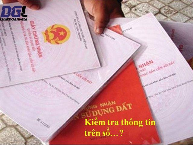 Sang tên sổ đỏ ở Phường Long Biên, quận Long Biên, Hà Nội