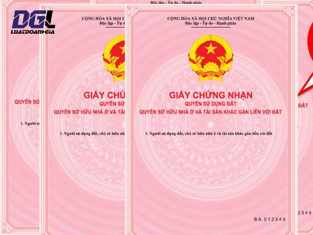 Sang tên sổ đỏ ở Long Biên Hà Nội 0904779997